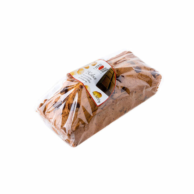 Flora cake with nuts and chocolate chips, pre order