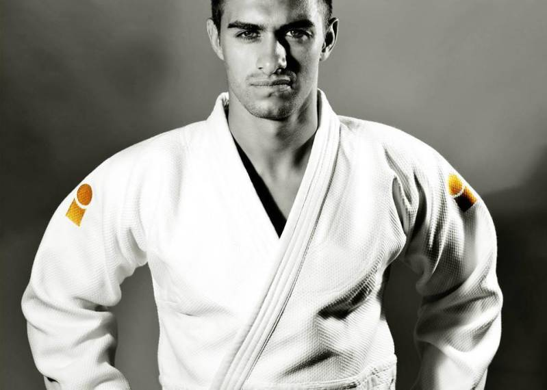 Essimo IJF Gold wit judopak (2019, red label)