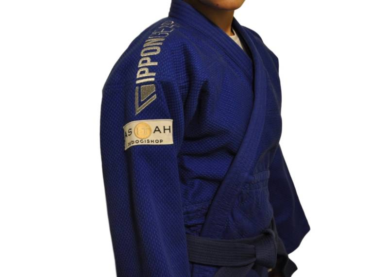 Ippon Gear Legendary jas blauw regular of slimfit