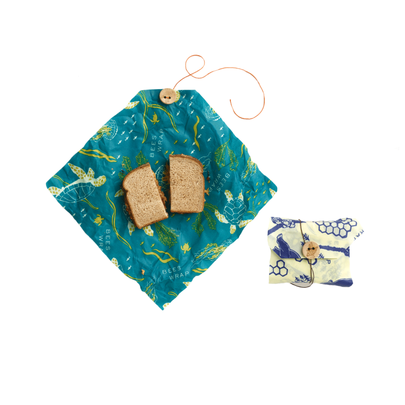 Bee's Wrap Sandwich Wildlife Pack (Limited Edition)