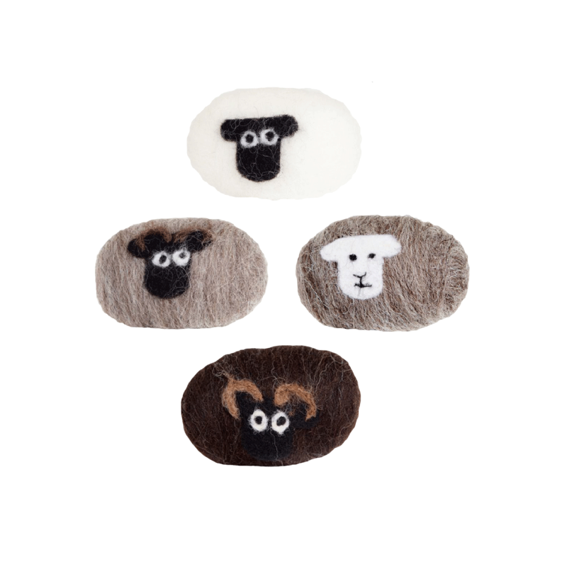 Little Beau Sheep Vilten Zeep