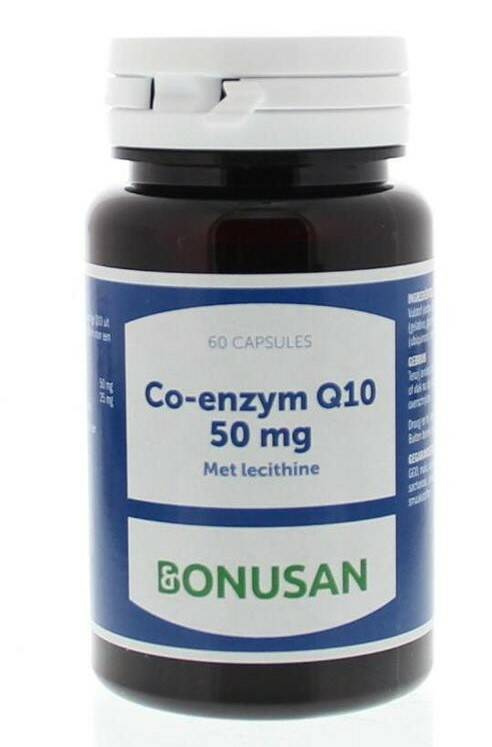 Co-enzym Q10 50mg 60caps Bonusan