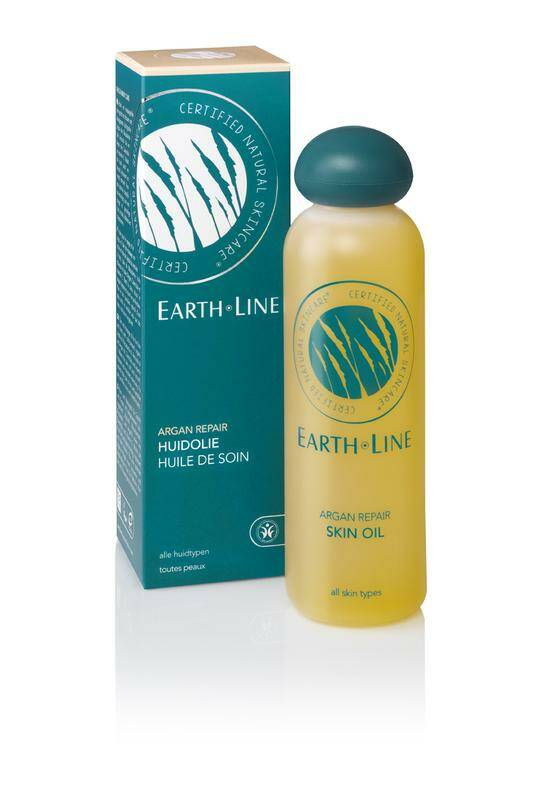 Argan repair huidolie 200ml Earth-Line