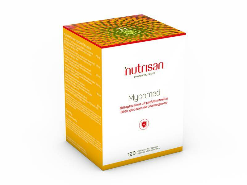 Mycomed 120caps Nutrisan