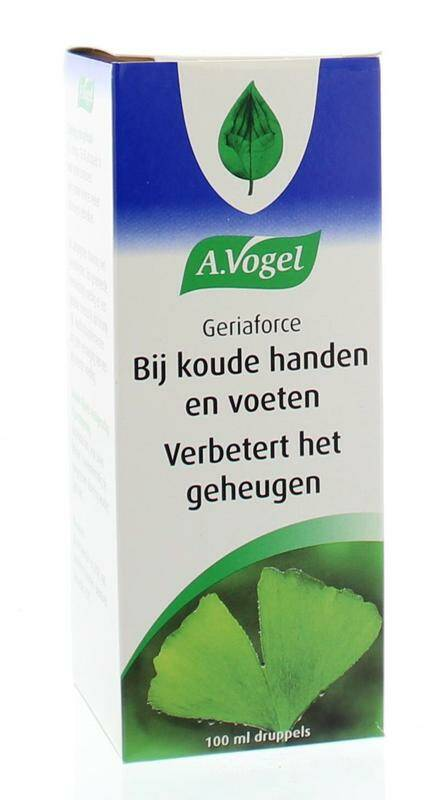 Geriaforce 100ml A.Vogel