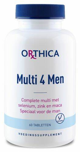 Multi 4 men 60tab Orthica