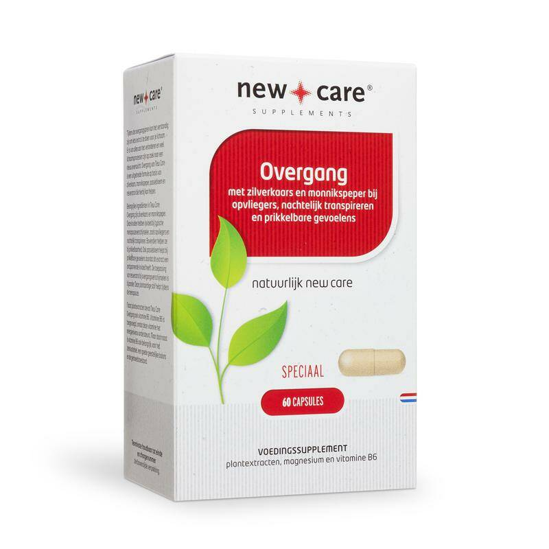 Overgang 60caps New Care