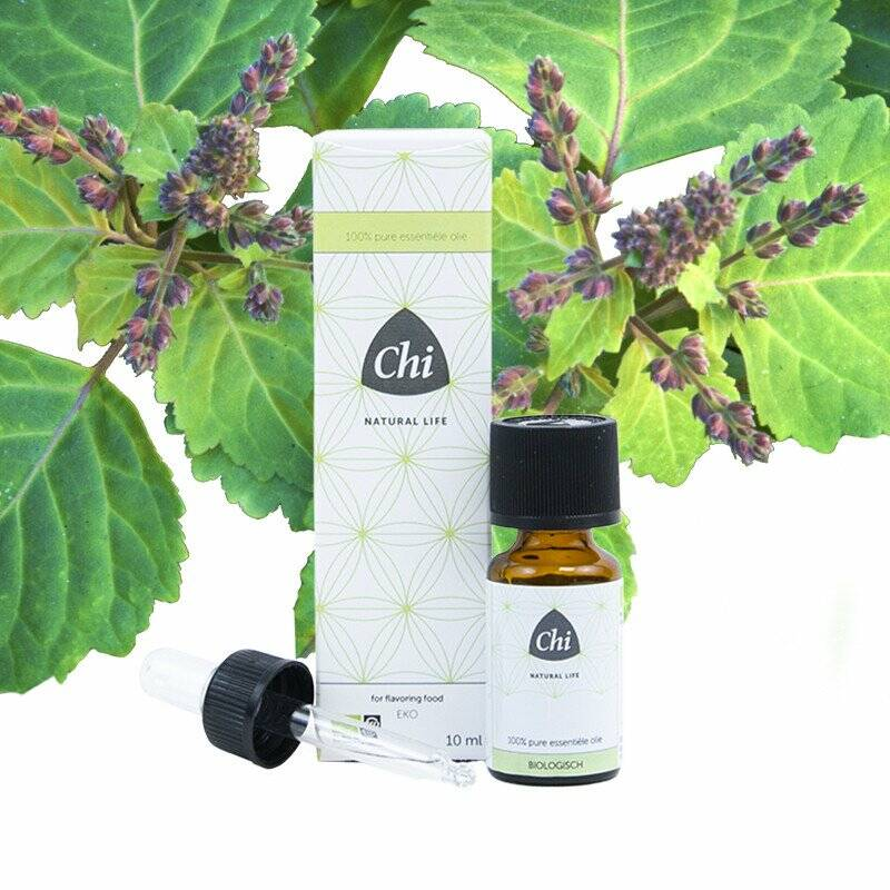 Patchouli etherische olie eko 10ml CHI