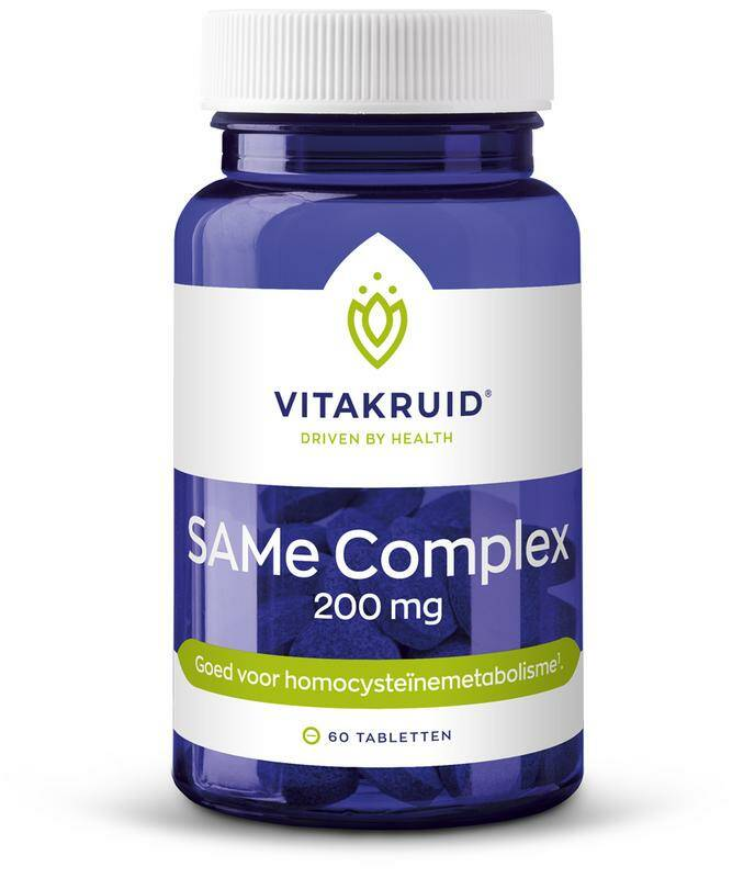 SAME Complex 200 mg 60tab Vitakruid