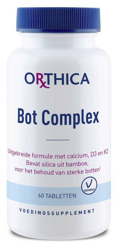 Bot Complex 60tab Orthica