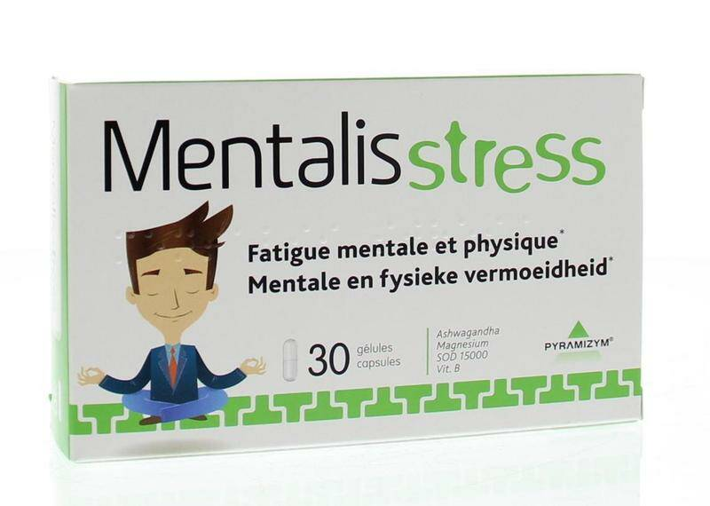 Mentalis stress 30 of 120caps Trenker