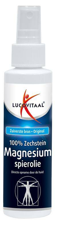 Magnesium spray 200ml Lucovitaal Zechstein