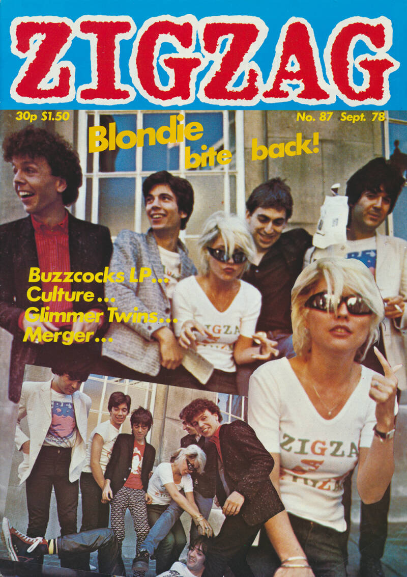 Zigzag issue 87 - September 1978 [UK] - Magazine