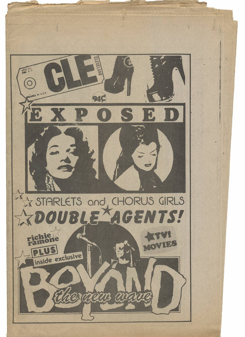 Cle issue 2 - 1977 [USA] - Magazine
