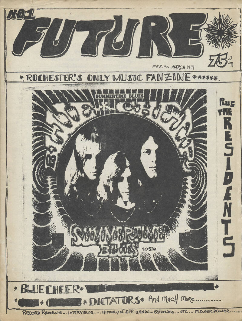 Future issue 1 - 1977 [USA] - Magazine