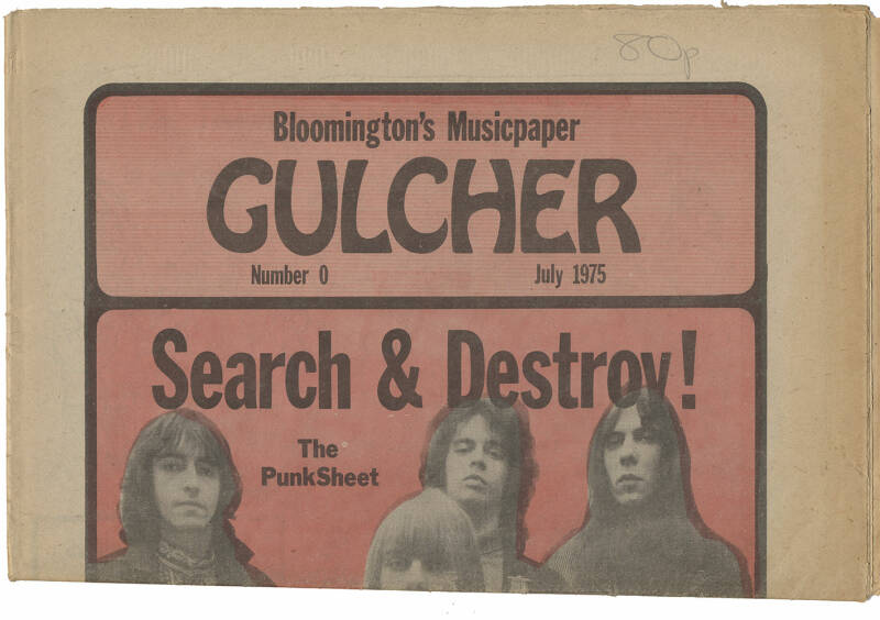Gulcher issue 0 - 1975 [USA] - Magazine
