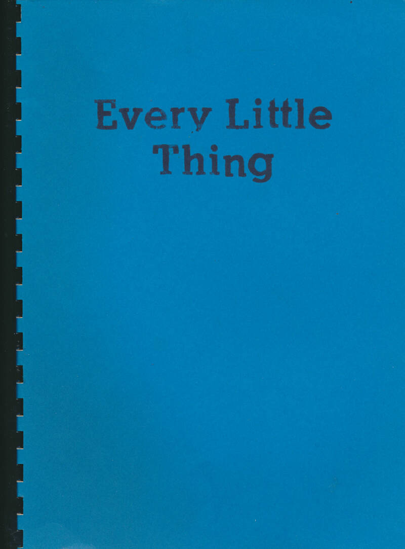 Every Little Thing proefaflevering