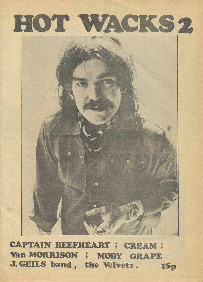 Hot Wacks issue 02 - May 1974 [UK] - Magazine