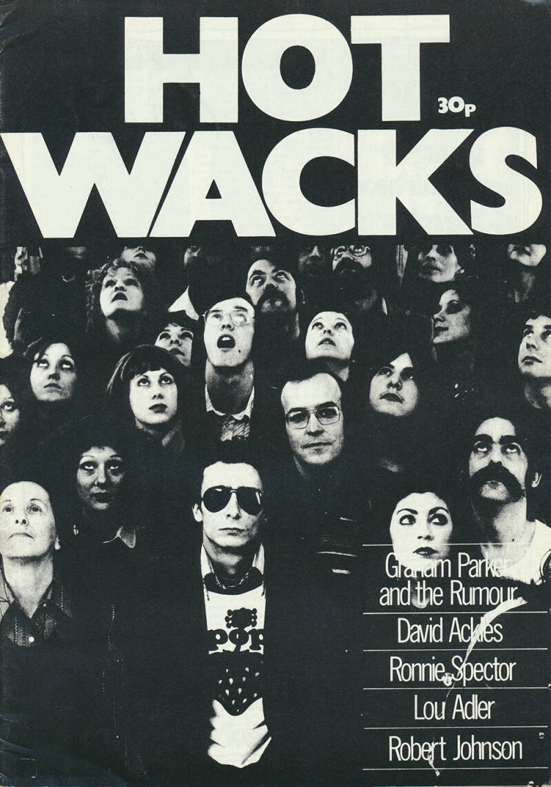 Hot Wacks issue 17 - Spring 1979 [UK] - Magazine