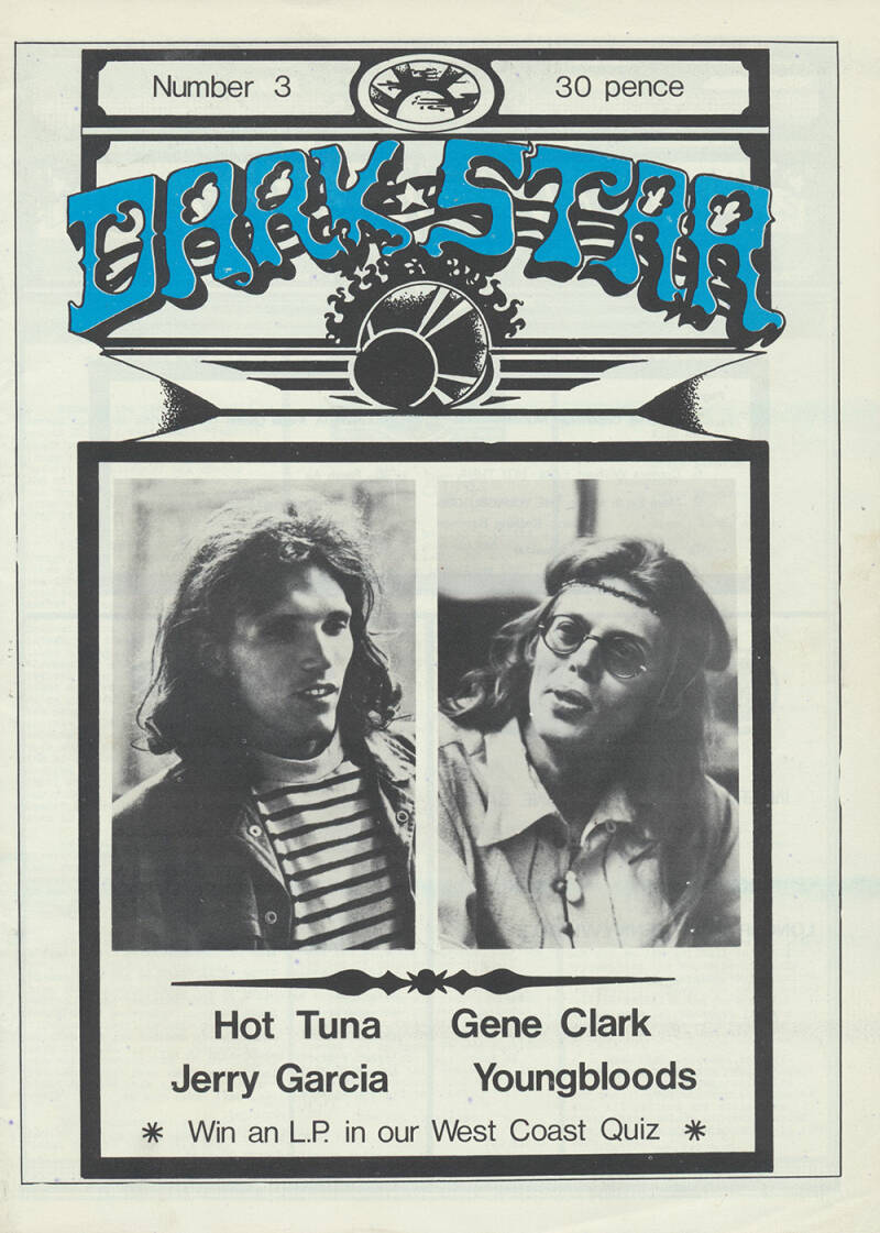 Dark Star issue 03 - April 1976 [USA] - Magazine