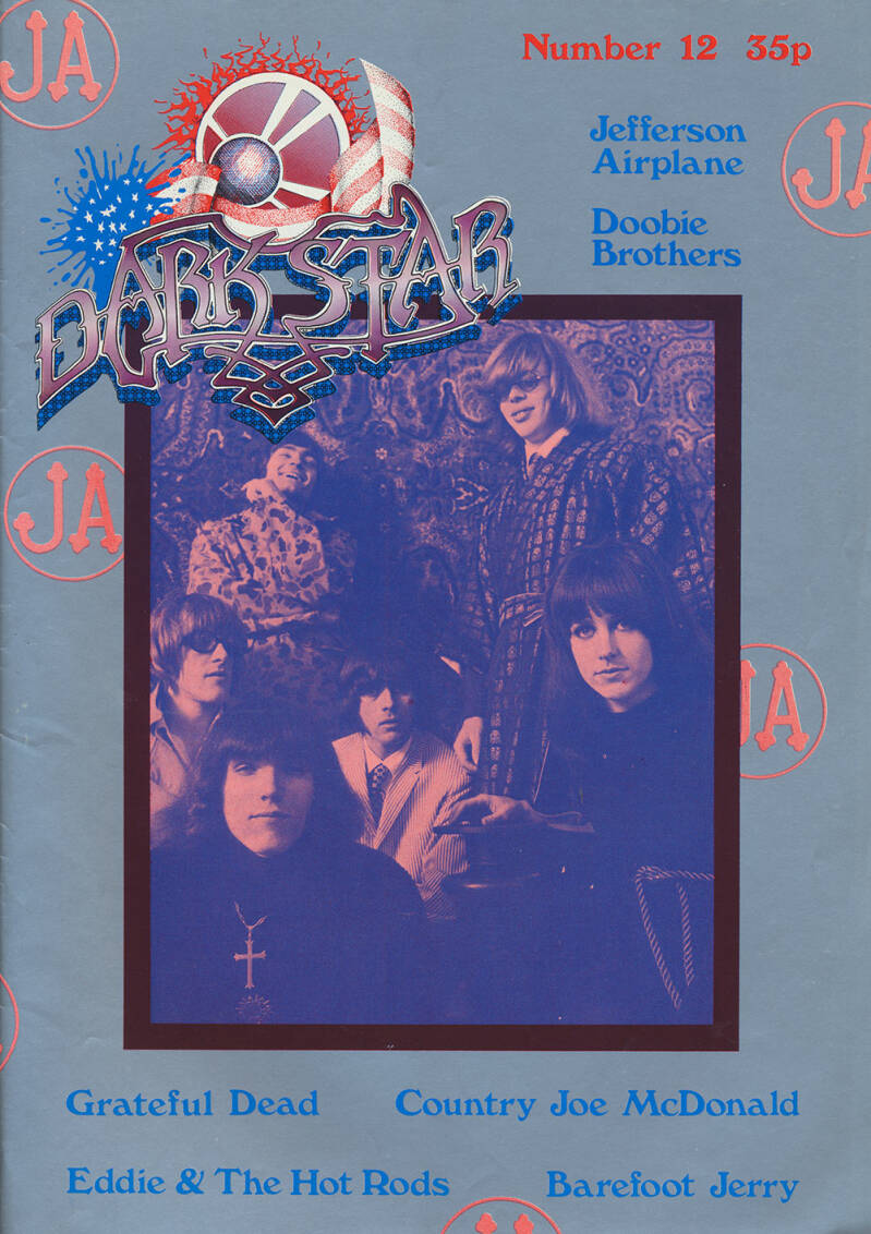 Dark Star issue 12 - December 1977 [USA] - Magazine