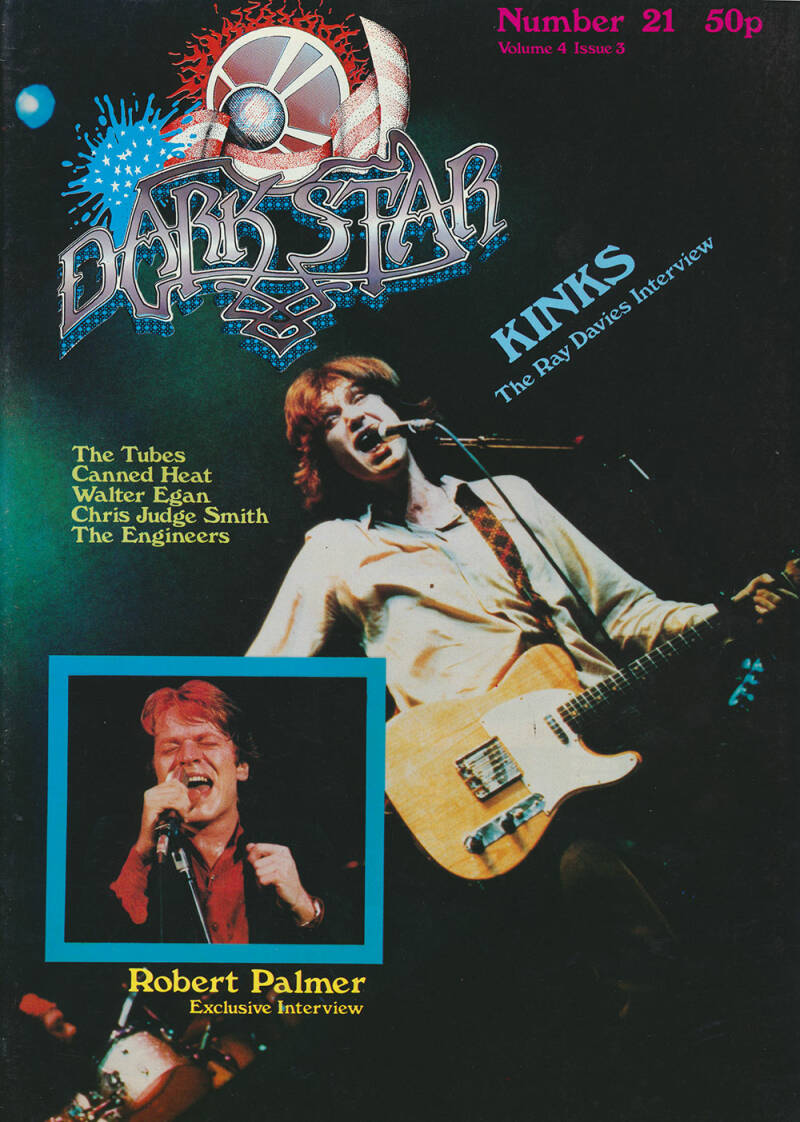 Dark Star issue 21 - July 1979 [USA] - Magazine
