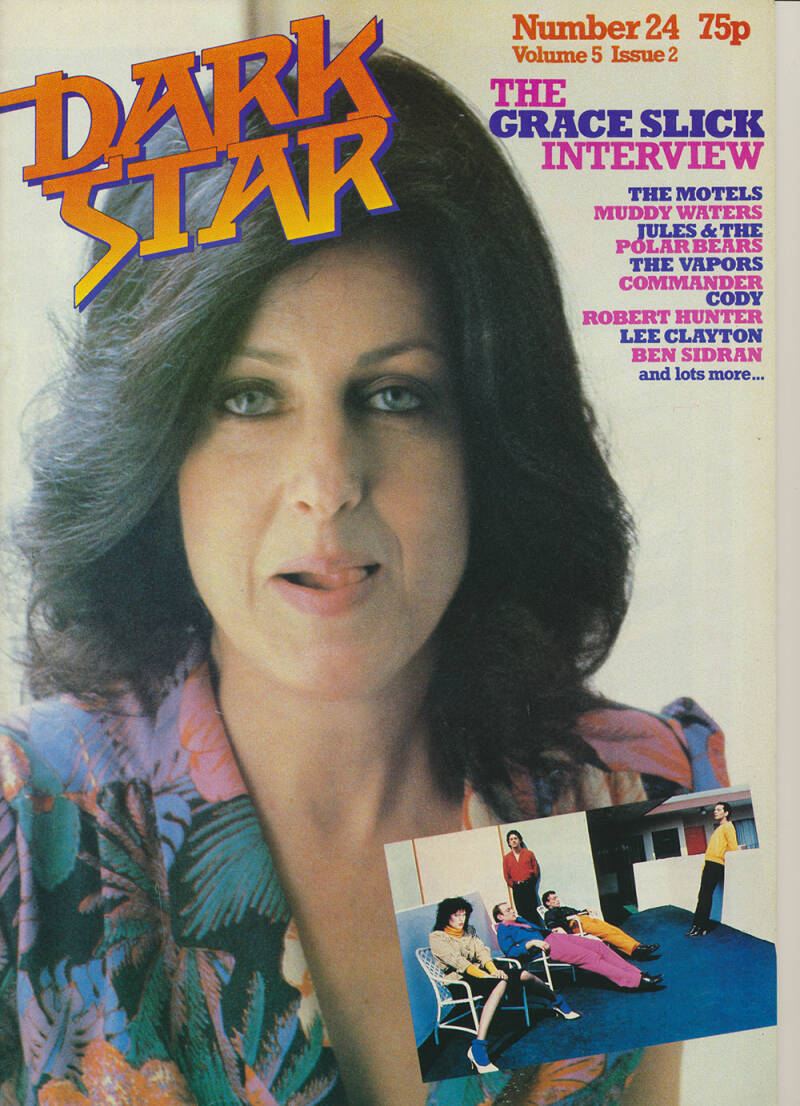 Dark Star issue 24 - August 1980 [USA] - Magazine