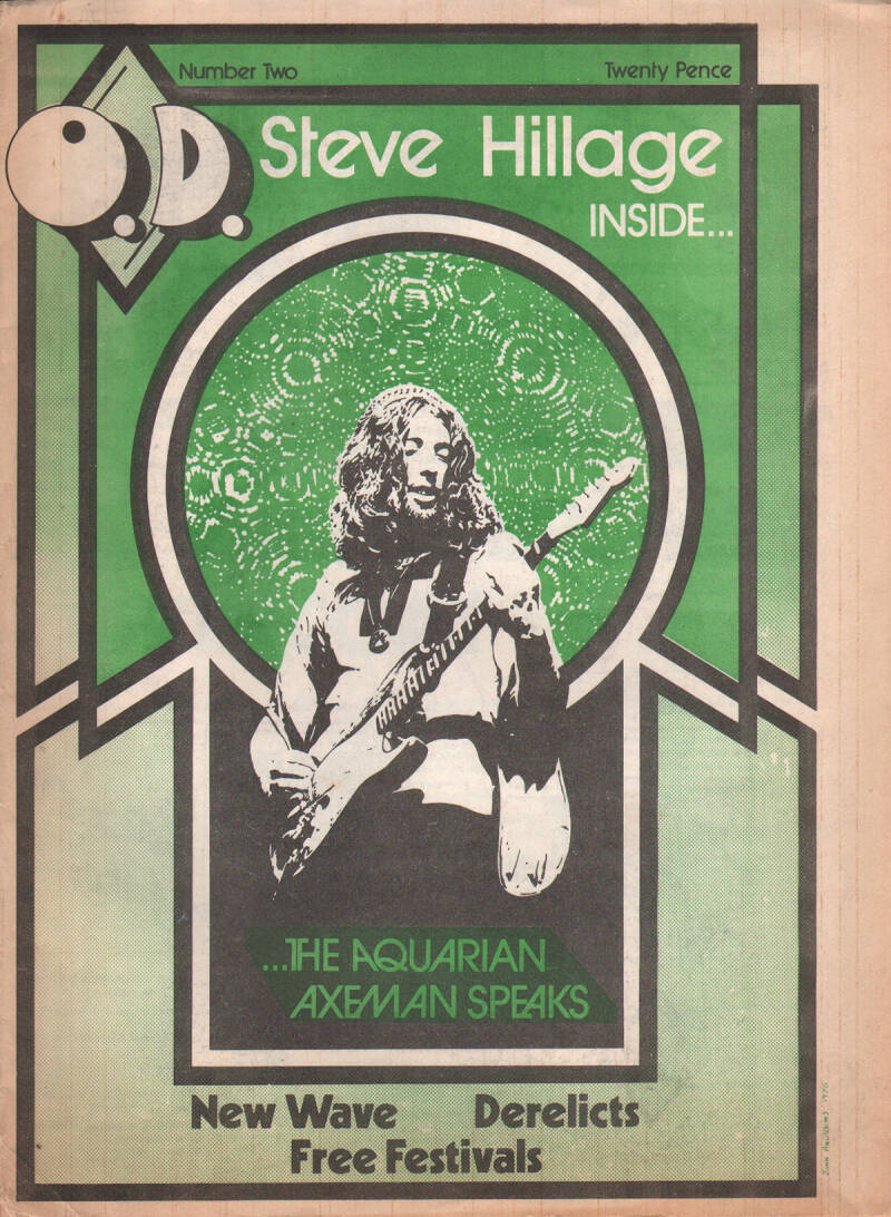 Orrible Drivel issue 2 - 1976 [UK] - Magazine