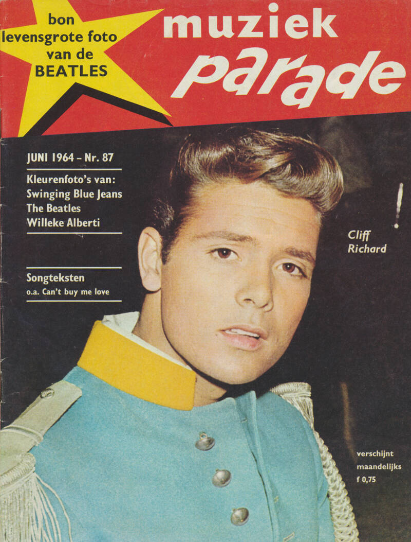 Muziek Parade issue 087 - June 1964 [Holland] - Magazine