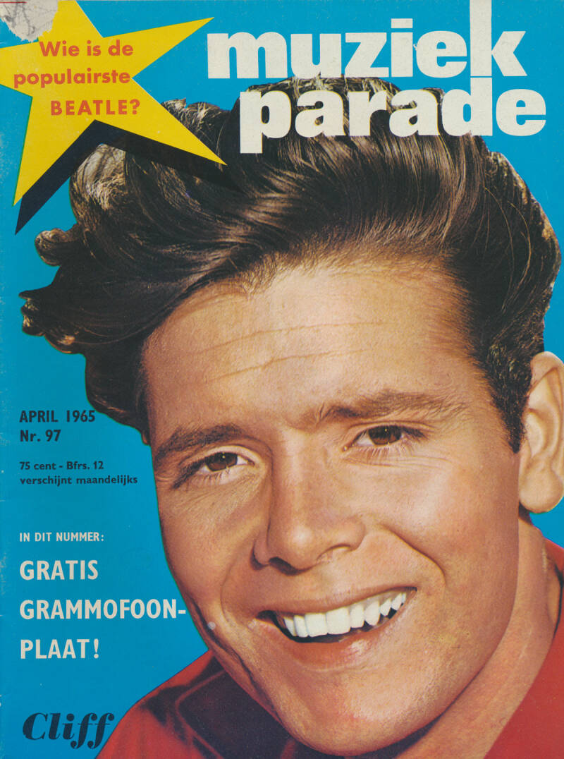 Muziek Parade issue 097 - April 1965 [Holland] - Magazine