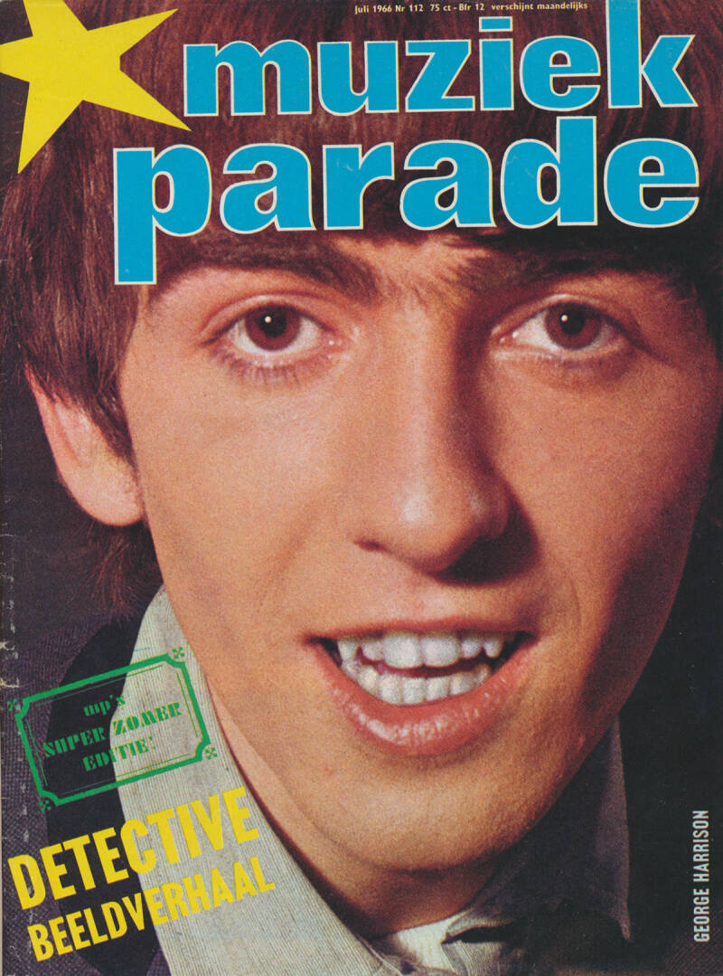 Muziek Parade issue 112 - July 1966 [Holland] - Magazine