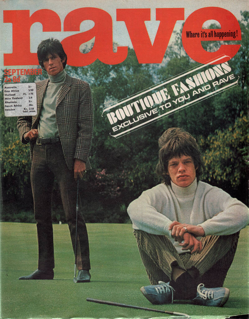 Rave - September 1965 [UK] - Magazine