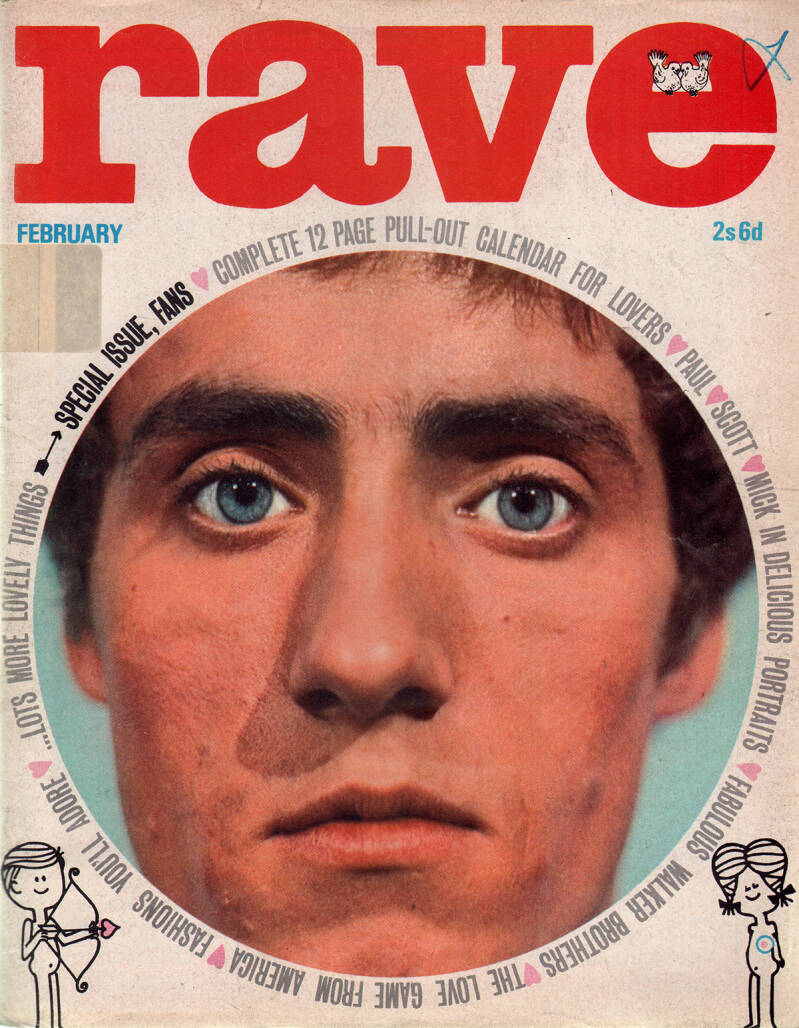 Rave - February 1966 [UK] - Magazine