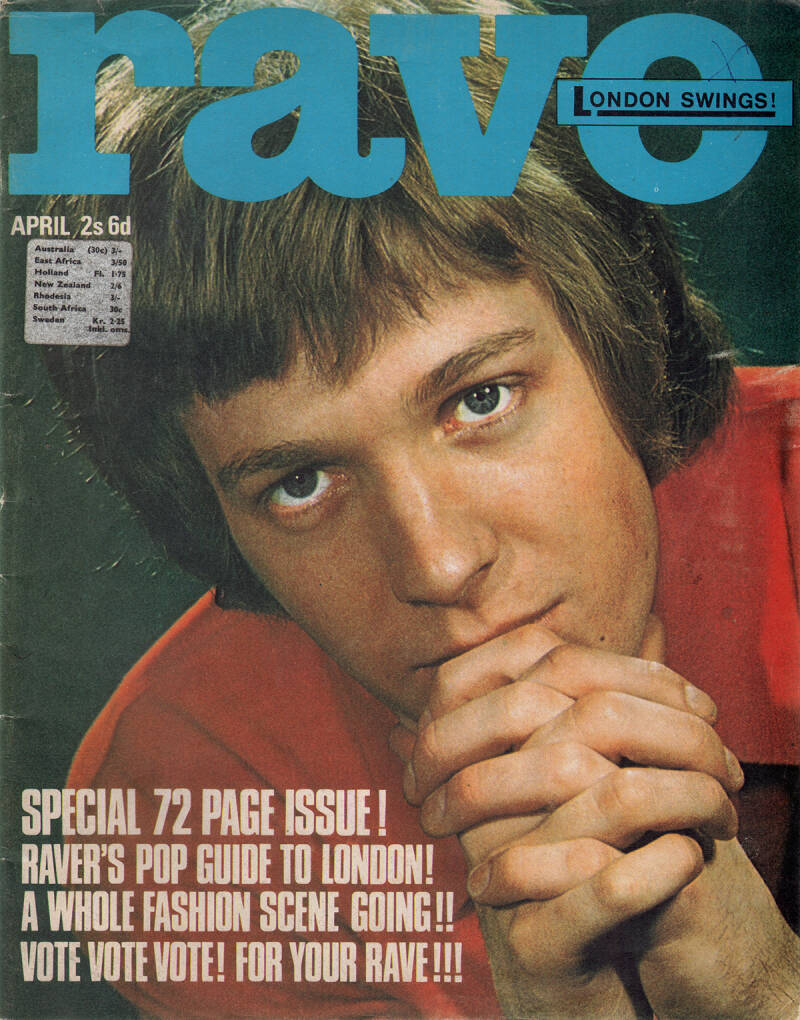 Rave - April 1966 [UK] - Magazine