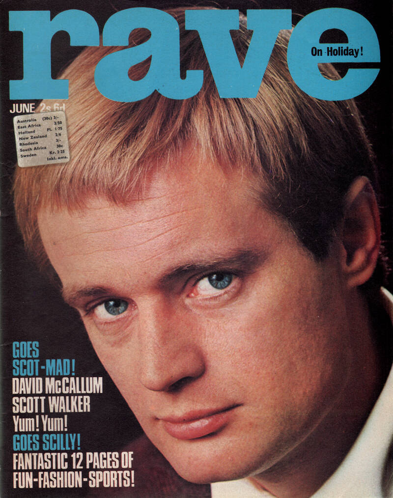 Rave - June 1966 [UK] - Magazine