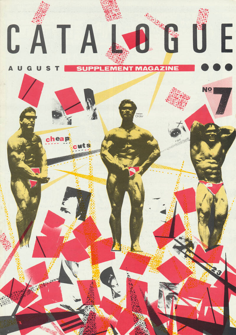The Catalogue issue 07 - August 1983 [UK] - Magazine