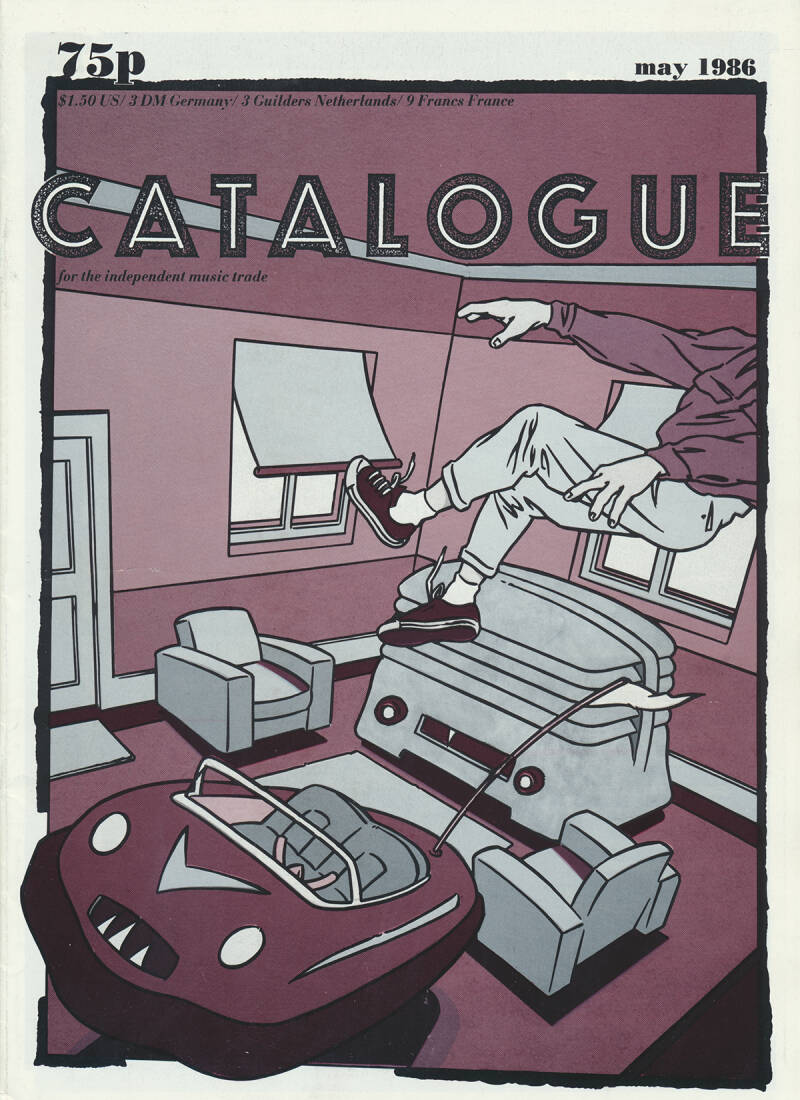 The Catalogue issue 37 - May 1986 [UK] - Magazine