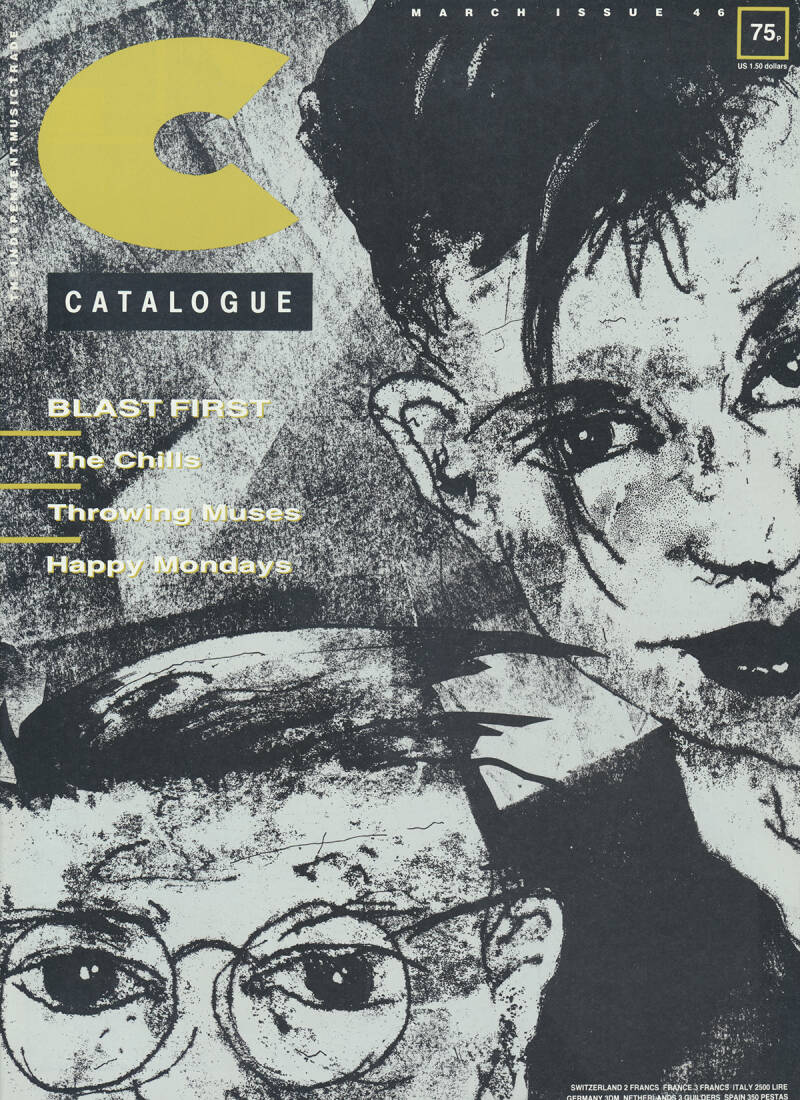 The Catalogue issue 46 - March 1987 [UK] - Magazine