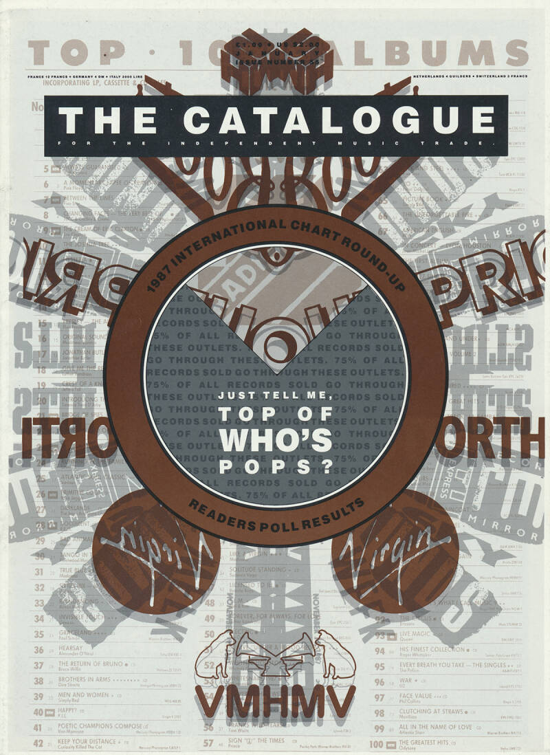 The Catalogue issue 55 - January 1988 [UK] - Magazine