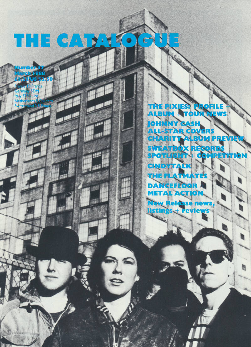 The Catalogue issue 57 - March 1988 [UK] - Magazine