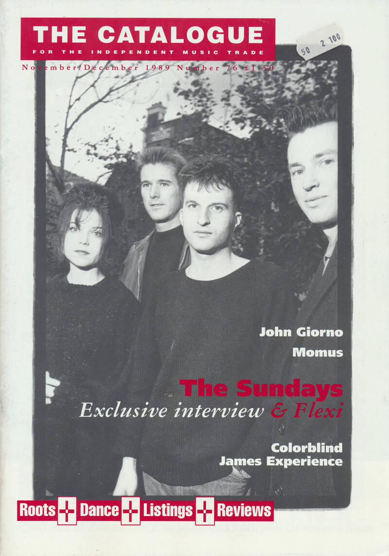 The Catalogue issue 76 - November 1989 [UK] - Magazine