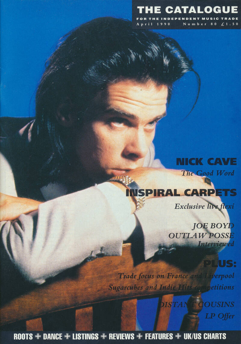 The Catalogue issue 80 - April 1990 [UK] - Magazine