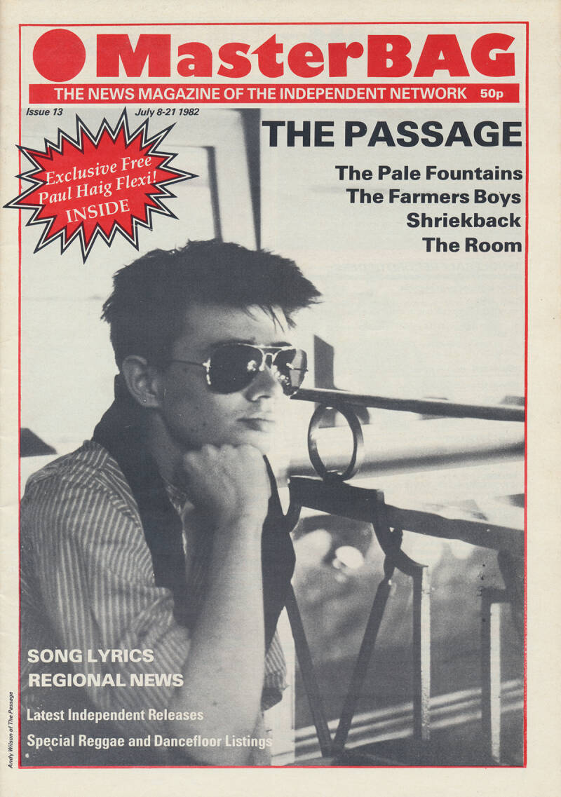 Masterbag issue 13 - July 8, 1982 [UK] - Magazine