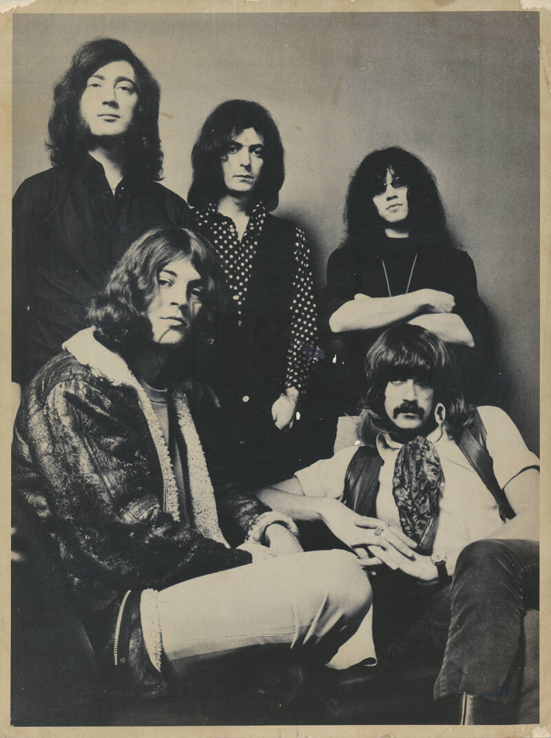 Deep Purple - Biografie - 1969 [Holland] - Press Kit