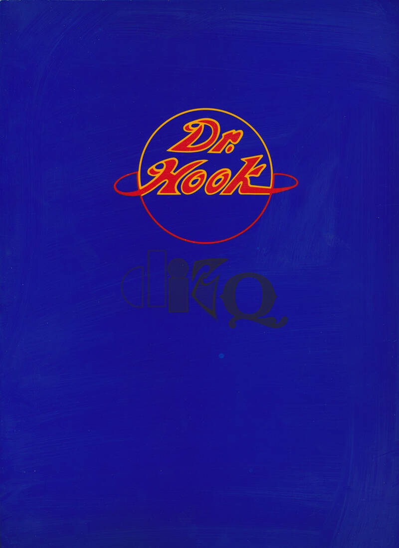 Dr. Hook - October 1980 [Holland] - Press Kit