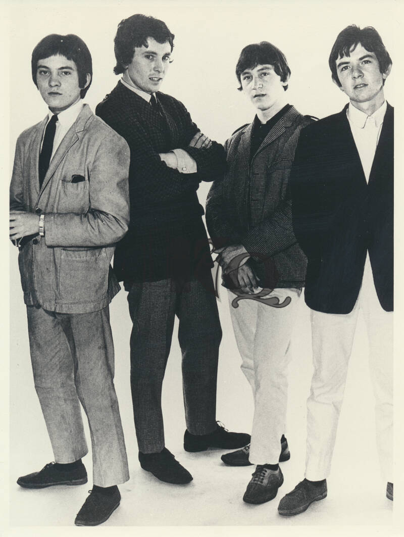 The Small Faces - Biografie - June 1967 [Holland] - Press Kit