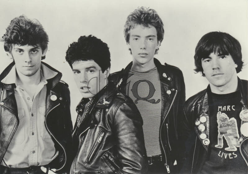 Stiff Little Fingers - Bio - March 10, 1980 [Holland] - Press Kit