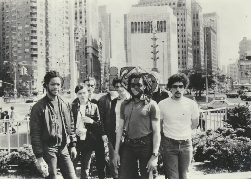 UB40 - Bio - September 1981 [USA] - Press Kit