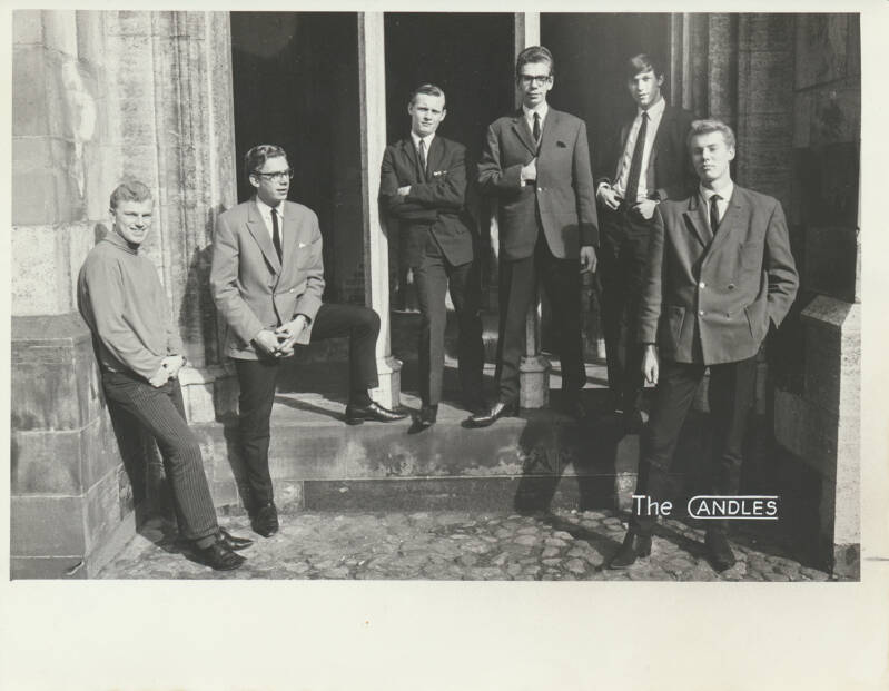 The Candles - 1960s [Holland] - Publicity Photo