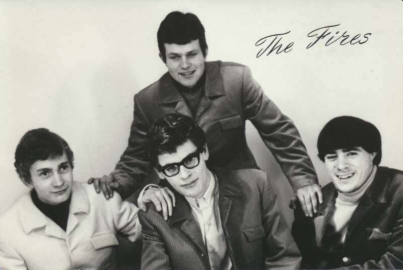 The Fires - 1960s [Holland] - Publicity Photo